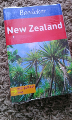 Terrible guidebook, gorgeous map..